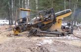 Строительство участка наружных сетей напорной канализации в д. Лыткино Солнечногорского района