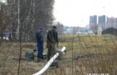 Сварка трубы д=160 мм в плеть