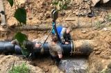 Проведение работ по капитальному  ремонту напорного канализационного колектора