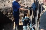 Прокладывание футляров кабеля по ул. Вокзальной в г. Мытищи