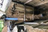 Замена участка наружных сетей водопровода из стальной трубы Ø 300 мм методом разрушения на полиэтиленовую трубу ПЭ 100 SDR 17 Ø 315 мм
